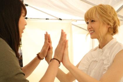 Dream Ami、E-girls卒業後初イベントでファンとハイタッチ ソロになった心境を吐露
