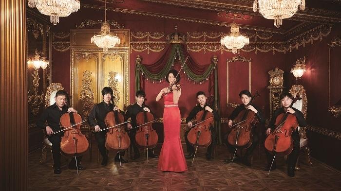高嶋ちさ子with Super Cellists