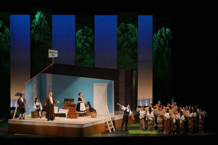 関西二期会公演 モーツァルト「フィガロの結婚」(2019年10月 兵庫県立芸文センター)