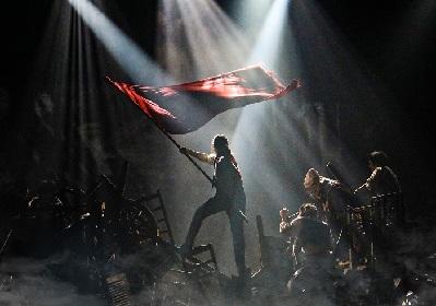 『レ・ミゼラブル』2021カンパニーとバーチャルコラボ!「#民衆の歌を歌おう」プロジェクトが始動