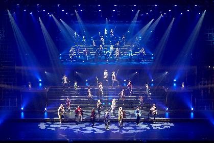 「ミュージカル『刀剣乱舞』 五周年記念 壽 乱舞音曲祭」が開幕 計21振りの刀剣男士が出演し、感謝を込めて上演 全公演のLIVE配信も予定