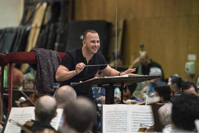 ヤニック・ネゼ=セガン (C)Jonathan Tichler/Metropolitan Opera
