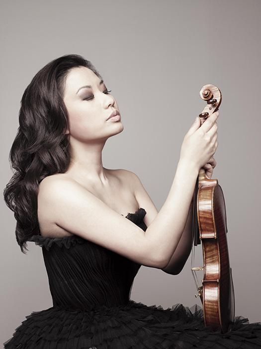 Sarah Chang(photo:Cliff Watt)