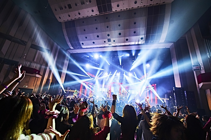 己龍 単独巡業『月嘩睡敲』千秋楽 2016.1.15 NHKホール 撮影=KEIKO TANABE