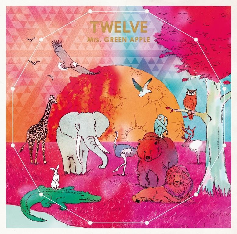 『TWELVE』初回盤