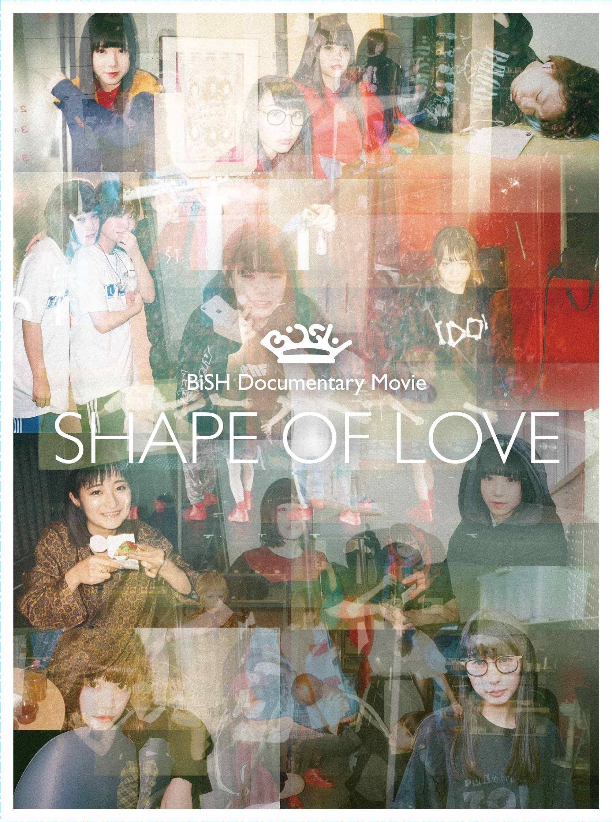 """『BiSH Documentary Movie """"SHAPE OF LOVE""""』"""