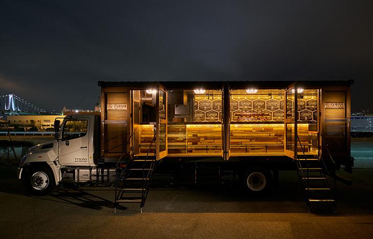 巨大キッチンカー「エルカミオン」もやってくる
