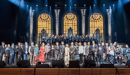 荒井由実、矢野顕子、槇原敬之ら出演 小坂忠の『ほうろう』をフィーチャーした、武部聡志プロデュース『SONGS & FRIENDS』をレポート