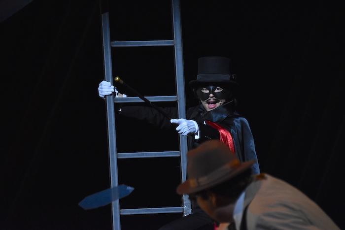 ミュージカル『怪人と探偵』フォトコールの様子