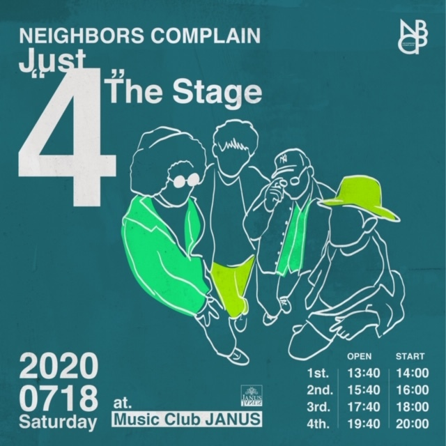 "『NBCP Presents [Just ""4"" The Stage]』"
