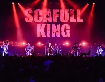 "SCAFULL KING、10月開催の自主企画イベント""TRIPLE TUCK OUT""のゲストにBRAHMANが決定!"