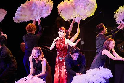 島田歌穂がミュージカル愛をたっぷり詰め込んだコンサート 『島田歌穂 Musical, Musical, Musical!! vol.2』レポート