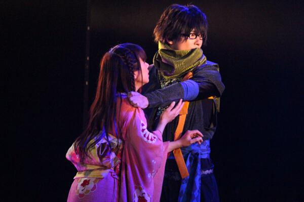 """『イケメン戦国 THE STAGE~織田軍 VS """"海賊"""" 毛利元就編~』"""