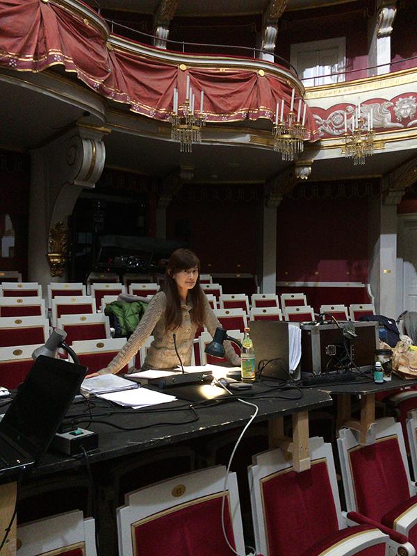 レーゲンスブルク歌劇場ダンスカンパニーにて研修