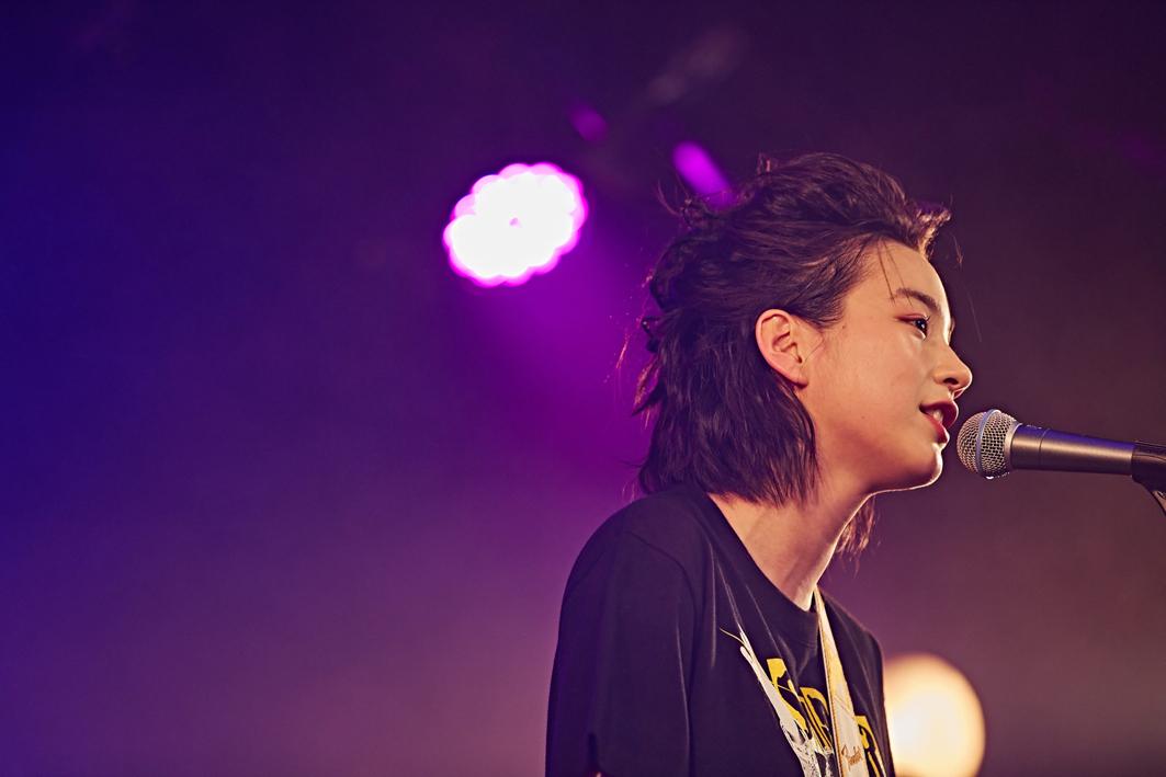 のんシガレッツ(PHOTO : Kentaro Minami)