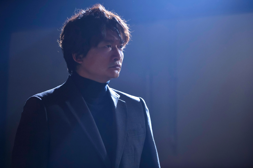 写真提供/テレビ東京  (C)「アノニマス」製作委員会