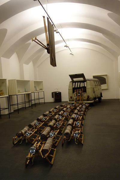 Joseph Beuys「Monopol 1976」※ノイエ・ギャラリー