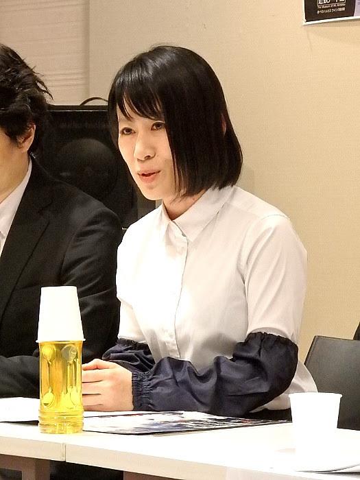 劇団レトルト内閣『オフィス座の怪人』に出演する福田恵
