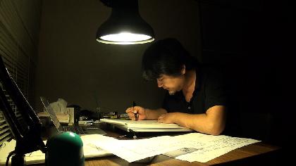 『バケモノの子』現場に密着した300日『プロフェッショナル 仕事の流儀 アニメーション映画監督 細田 守の仕事』DVDが発売