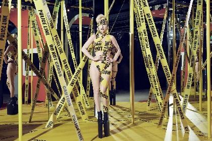 レディー・ガガと肩を組んで撮影できる、マダム・タッソー東京のレディー・ガガエリアがリニューアル