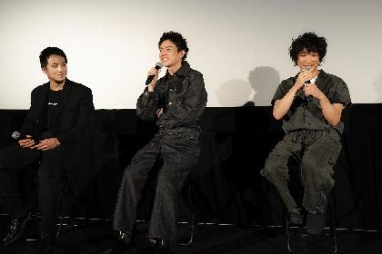 菅田将暉、自身初監督のショートフィルム特別上映会で石崎ひゅーいと主題歌をサプライズ歌唱