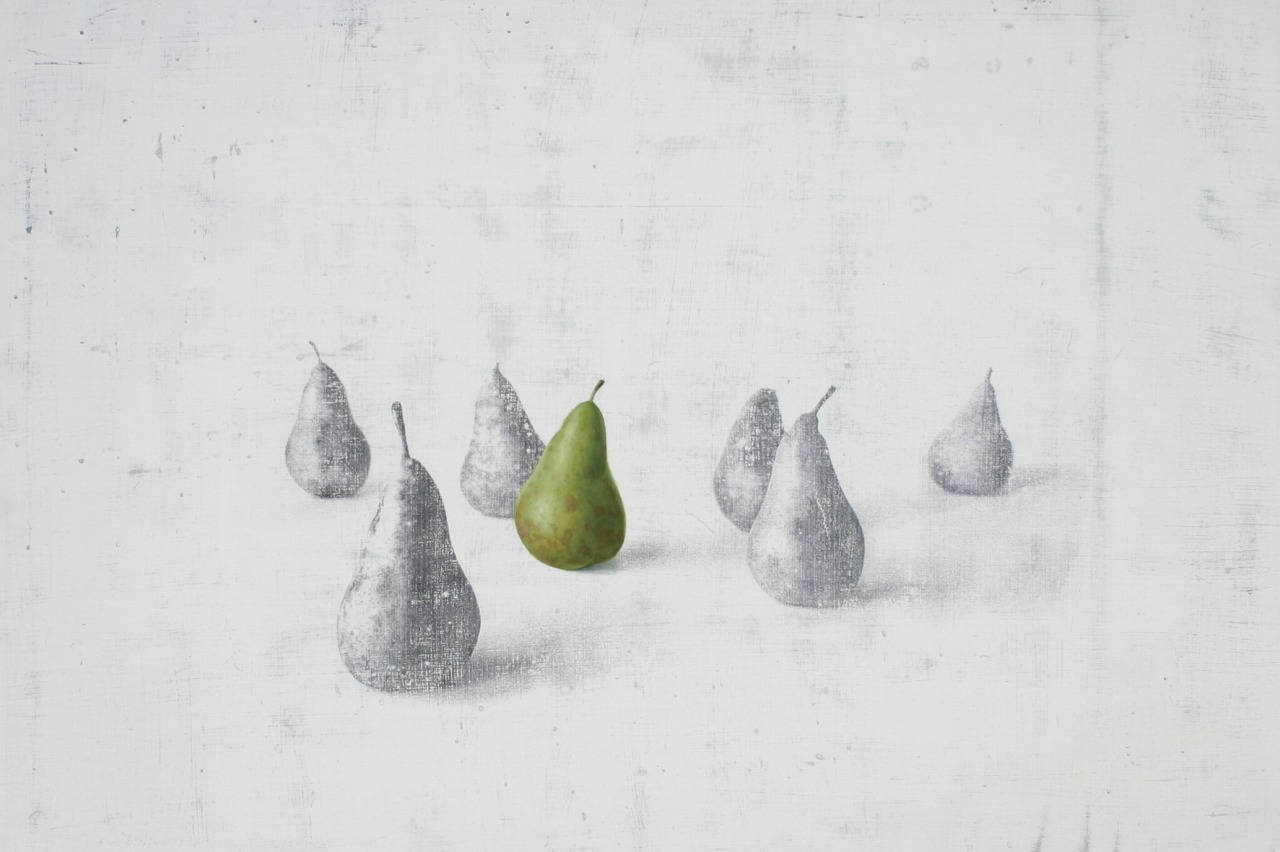Less is More 2008 Pear