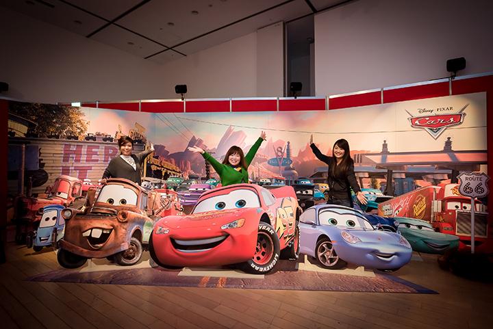 カーズ ©Disney/Pixar