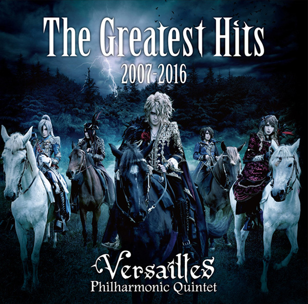 Versailles『The Greatest Hits 2007-1016』初回限定盤
