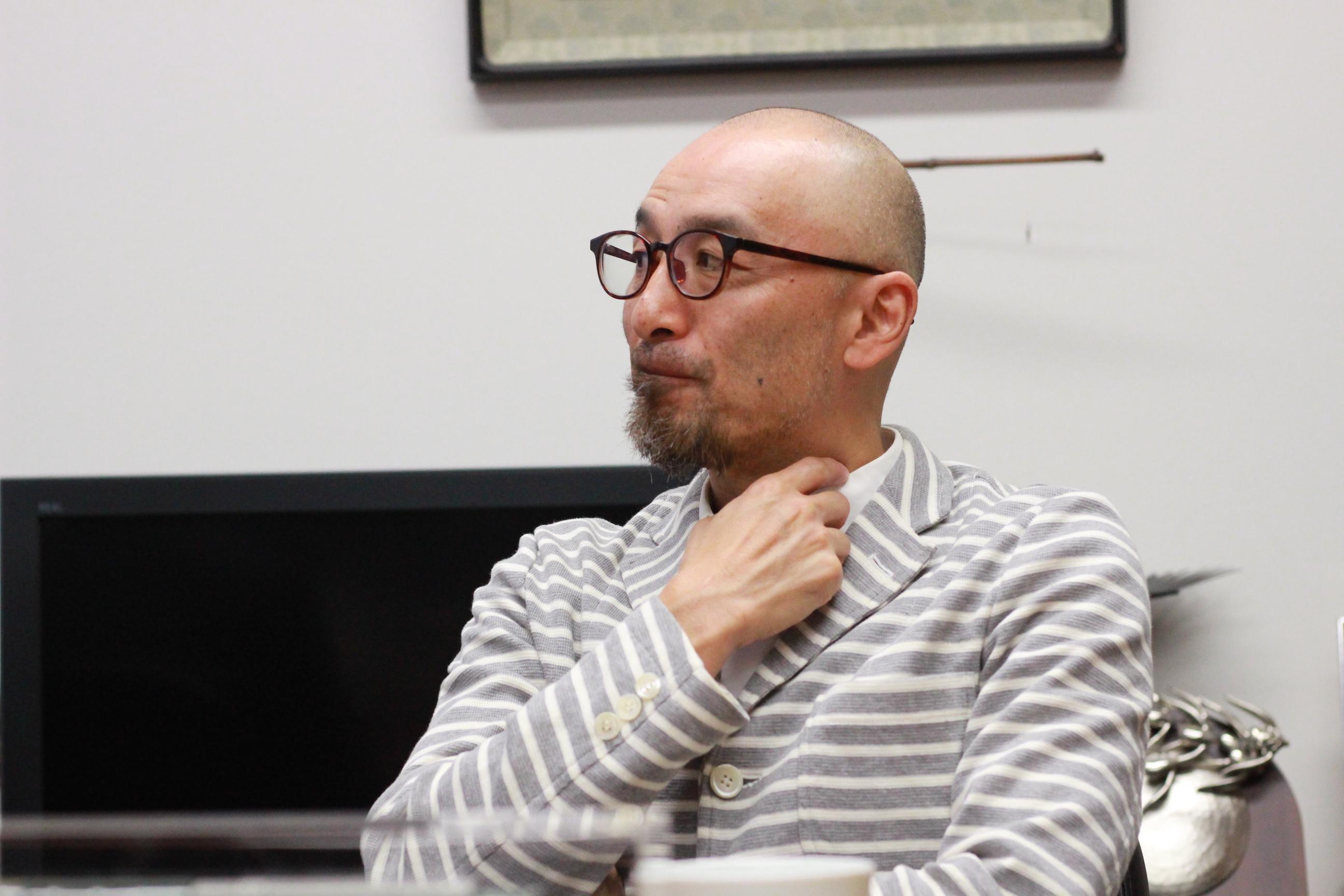 田口幹也 城崎国際アートセンター 館長