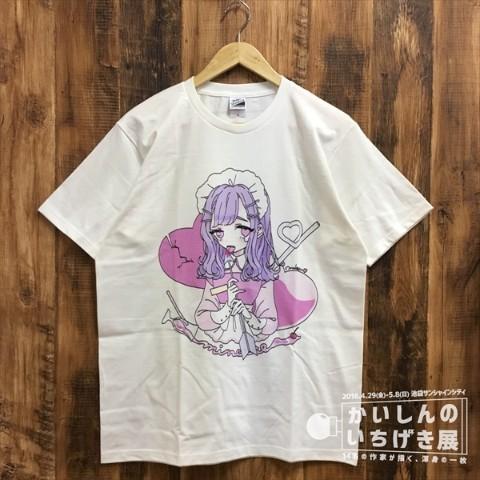 まきゅ Tシャツ