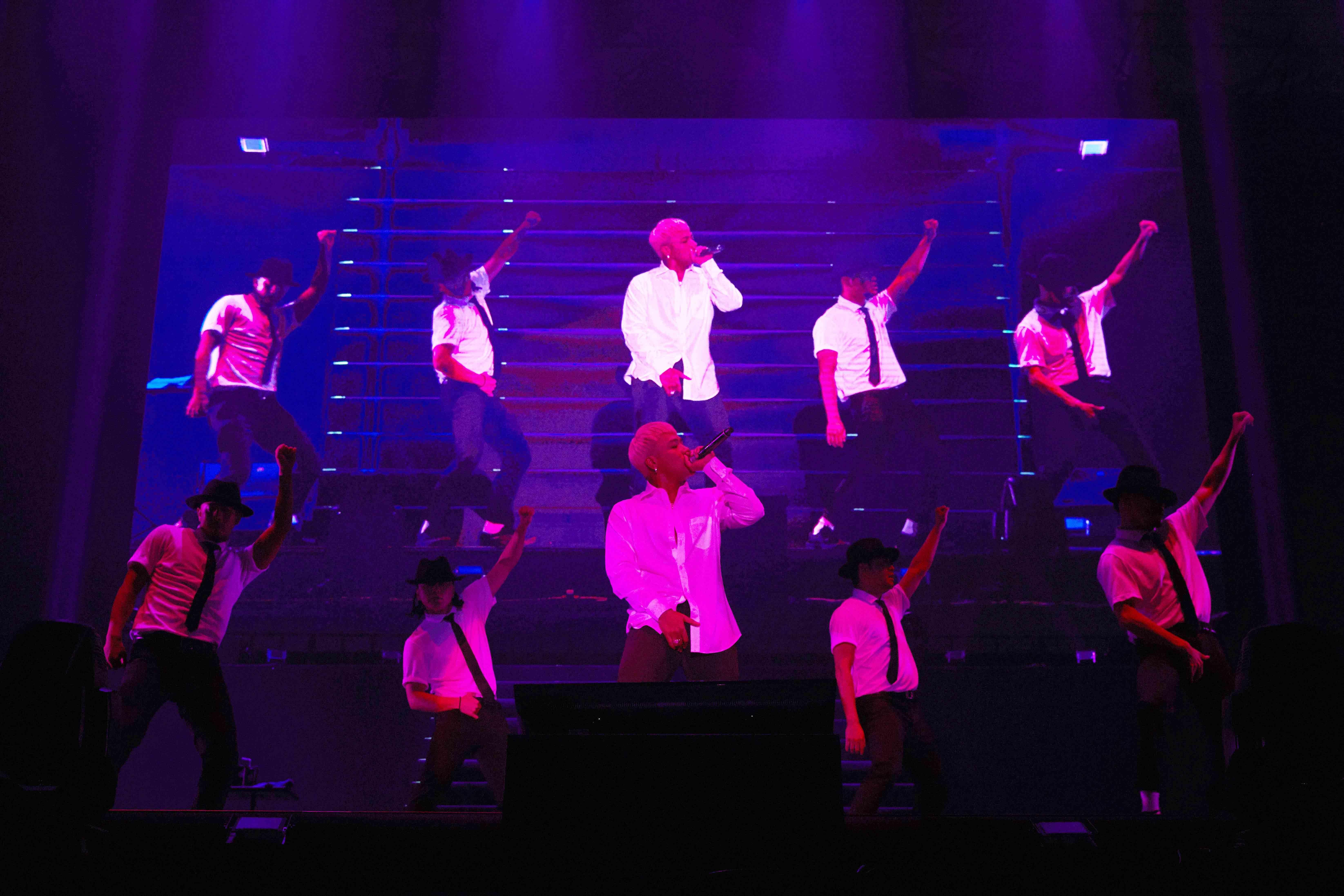 『HIROOMI TOSAKA 台北演唱會 2019 SUPERMOON ~UNDER THE MOONLIGHT~』
