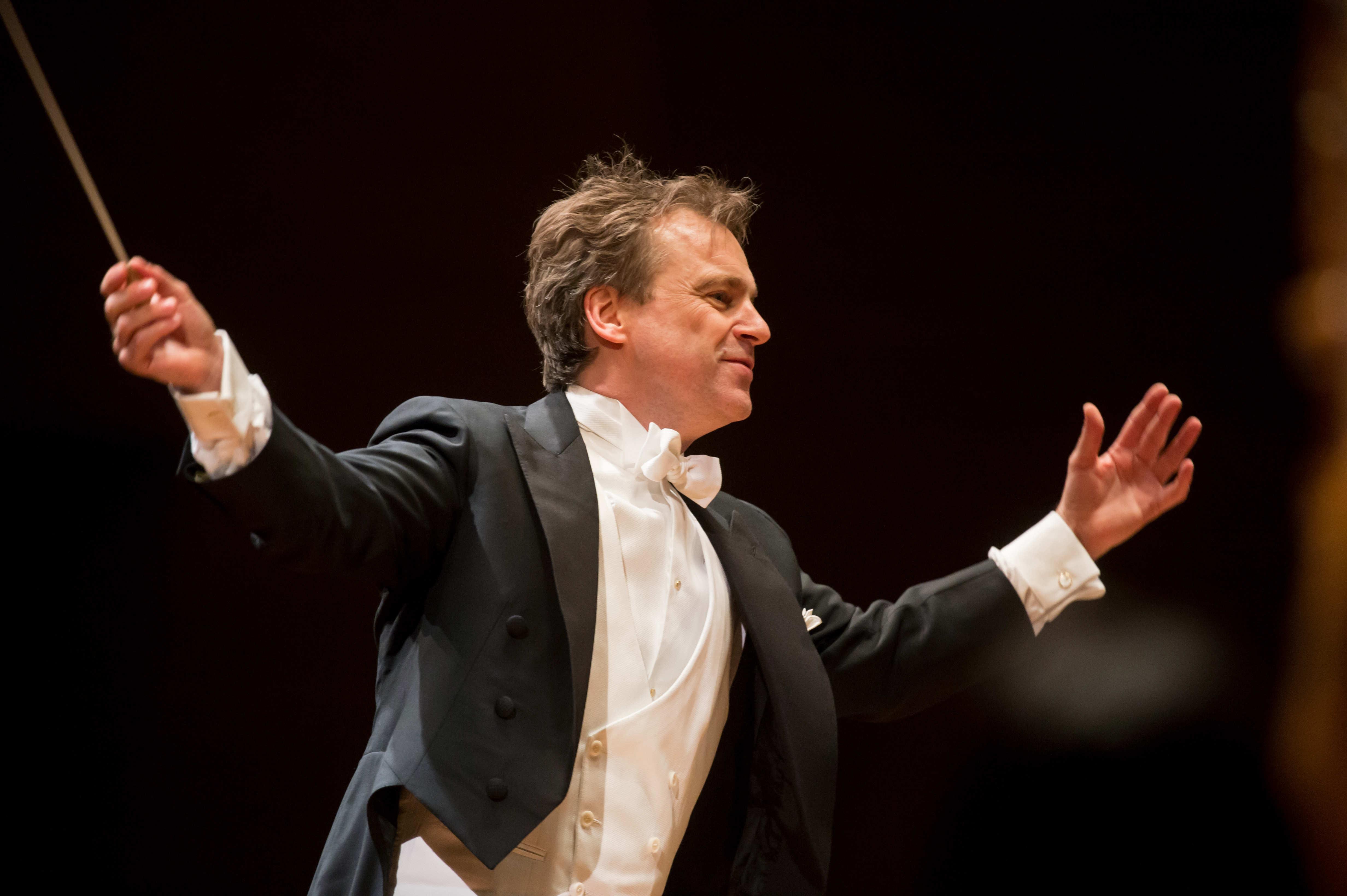 ジョナサン・ノットと東京交響楽団は共演のたびに関係を、その音楽を深めている (c)N.Ikegami