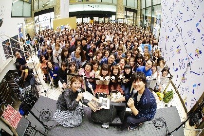 秦 基博がNU茶屋町プラスオープン7周年『七福祭』でスペシャルトークイベントを開催