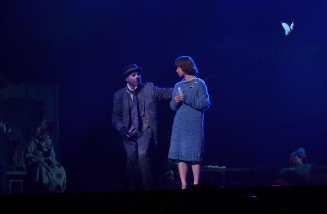 音楽劇『道』舞台写真