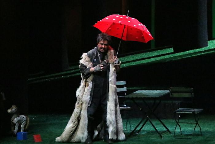 新国立劇場オペラ『ジークフリート』ゲネプロより ミーメ