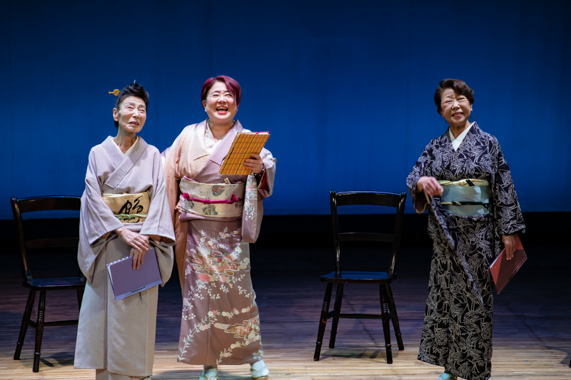 『湯島の春』新派の遊び心に触れ、笑顔の美しさにパワーをもらう一幕。