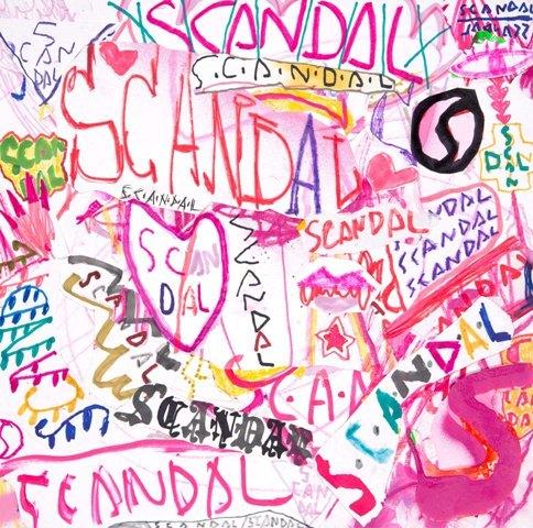通常盤(初回仕様) ベストアルバム『SCANDAL』