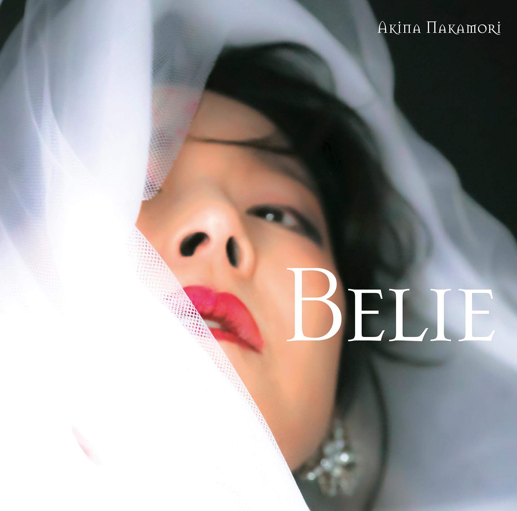 中森明菜『Belie』初回盤