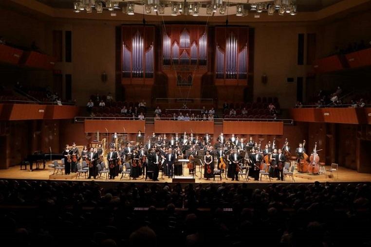 堺を本拠地に活動する大阪交響楽団 (C)飯島隆
