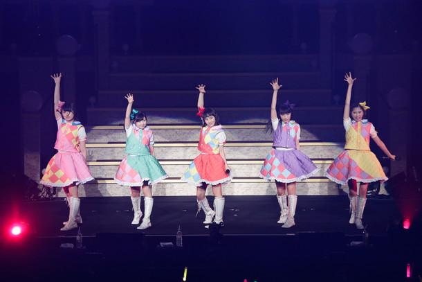 ももいろクローバーZ(写真提供:ニッポン放送)