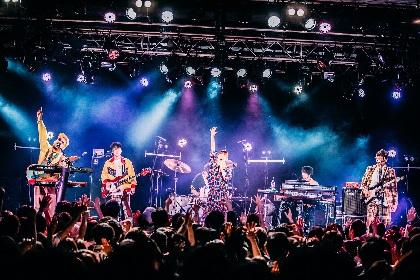 """フレンズがメンバーの地元まわったツアー、""""ひろせがワガママを聞いてもらう""""新宿公演を観た"""
