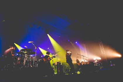 indigo la End『START UP!!-ロックの春2021-』ライブレポートーー美しくエモーショナルに魅了した、至福のライブ体験