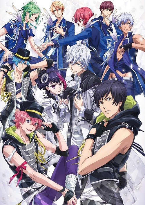 『B-PROJECT~鼓動*アンビシャス~』メインビジュアル © MAGES./Team B-PRO © B-PROJECT