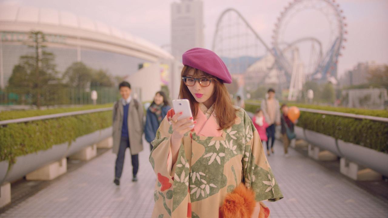 東京メトロ「Find my Tokyo.」CMより