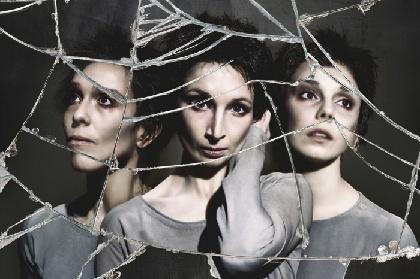 BSプレミアムシアターでオシポワ主演『アナスタシア』と、ケースマイケル×ライヒの『レイン』