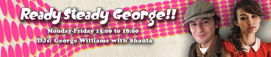 InterFM『Ready Steady George!!』