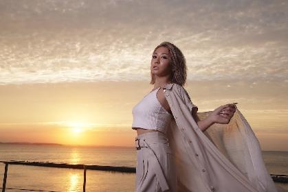 倖田來未、20周年の締めくくりとして12月にオールタイムベストアルバムのリリースが決定