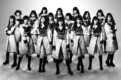 NMB48、新シングル「欲望者」のビジュアル&収録内容解禁 今春卒業を迎える矢倉楓子と白間美瑠のデュエット曲も