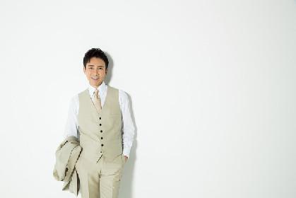 郷ひろみの「My Dear…」ツアー映像、NHKホール公演をまるごと収録