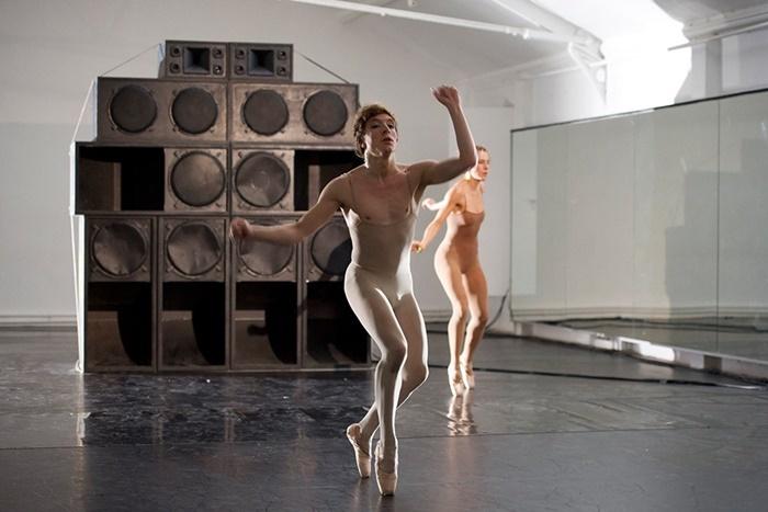 セシリア・ベンゴレア&フランソワ・シェニョー『DUB LOVE』 Photo by Laurent Philippe / Divergences